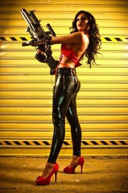 Kelly Brook Metal Hurlant Chronicles photo 5 sur 12