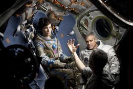 photo 30/65 - Sandra Bullock et George Clooney - Gravity - © Warner Bros