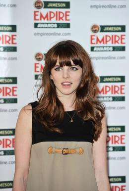 Ophelia Lovibond Jameson Empire Awards 2011 photo 4 sur 4