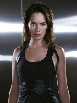 photo 4/10 - Lena Headey - Terminator : Les Chroniques de Sarah Connor - Saison 2 - © Warner Home Vidéo