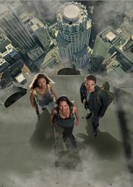 photo 1/10 - Summer Glau, Lena Headey, Thomas Derrek - Terminator : Les Chroniques de Sarah Connor - Saison 2 - © Warner Home Vidéo