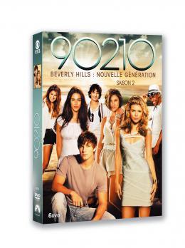 photo 33/33 - Coffret DVD - 90210 - Nouvelle génération - Saison 2 - © Paramount