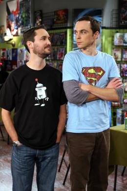 Wil Wheaton The Big Bang Theory photo 2 sur 2