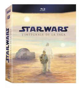 photo 1/36 - Coffret Intégrale - Star Wars : L'intégrale - © Fox Pathé Europa