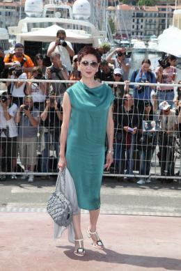 Nansun Shi Conférence du Jury - Cannes le 11 Mai 2011 photo 5 sur 5
