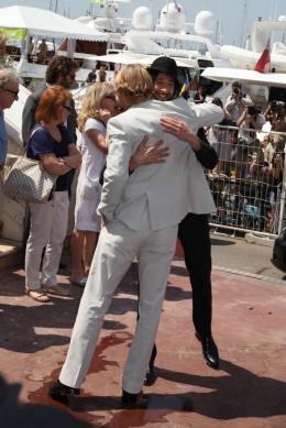 photo 28/41 - Owen Wilson et Adrien Brody - Présentation de Minuit à Paris - 11 mai 2011 - Minuit à Paris - © Isabelle Vautier pour CommeAuCinema - Cannes 2011