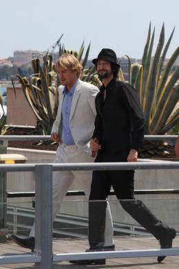 photo 30/41 - Owen Wilson et Adrien Brody - Présentation de Minuit à Paris - 11 mai 2011 - Minuit à Paris - © Isabelle Vautier pour CommeAuCinema - Cannes 2011