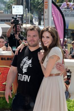 photo 39/80 - Angelina Jolie et Jack Black - Présentation de Kung Fu Panda 2 - 12 mai 2011 - Kung Fu Panda 2 - © Isabelle Vautier pour CommeAuCinema - Cannes 2011
