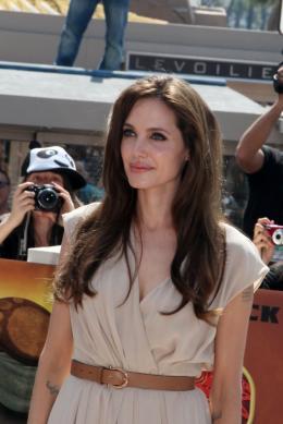 photo 33/80 - Angelina Jolie - Présentation de Kung Fu Panda 2 - 12 mai 2011 - Kung Fu Panda 2 - © Isabelle Vautier pour CommeAuCinema - Cannes 2011