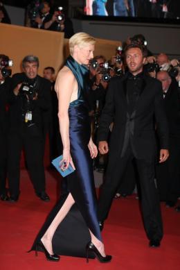 photo 21/29 - Tilda Swinton - Pr�sentation du film We need to talk about Kevin - 12 mai 2011 - We Need to Talk About Kevin - © Isabelle Vautier pour CommeAuCinema - Cannes 2011