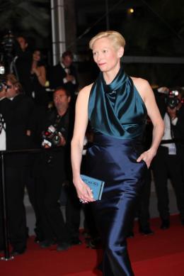 photo 18/29 - Tilda Swinton - Pr�sentation du film We need to talk about Kevin - 12 mai 2011 - We Need to Talk About Kevin - © Isabelle Vautier pour CommeAuCinema - Cannes 2011