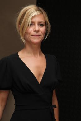 photo 51/143 - Conf�rence de presse du film Polisse - mai 2011 - Marina Fo�s - © Isabelle Vautier pour CommeAuCinema - Cannes 2011