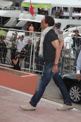 photo 29/92 - Joey Starr - Conférence de presse du film Polisse - mai 2011 - Polisse - © Isabelle Vautier pour CommeAuCinema - Cannes 2011