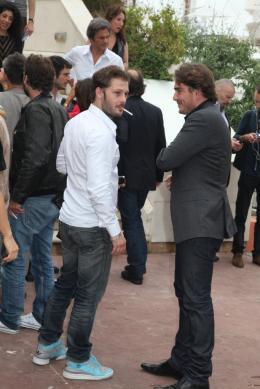 photo 28/92 - Conférence de presse du film Polisse - mai 2011 - Polisse - © Isabelle Vautier pour CommeAuCinema - Cannes 2011