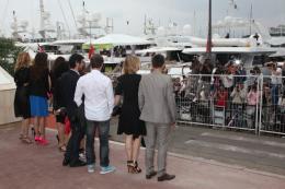 photo 34/92 - L'équipe du film - Conférence de presse du film Polisse - mai 2011 - Polisse - © Isabelle Vautier pour CommeAuCinema - Cannes 2011
