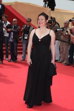 photo 6/11 - Christine Kain - Présentation du film Michael - Mai 2011 - Michael - © Isabelle Vautier pour CommeAuCinema - Cannes 2011