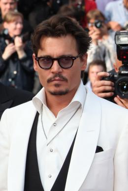 photo 79/140 - Johnny Depp - Montée des marches de Pirates des Caraïbes : La fontaine de Jouvence - Pirates des Caraïbes : La fontaine de Jouvence - © Isabelle Vautier pour CommeAuCinema - Cannes 2011