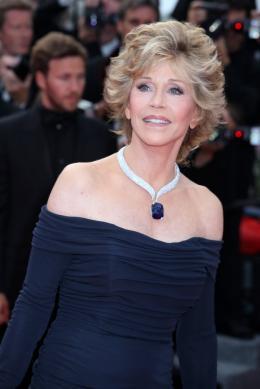 photo 131/140 - Jane Fonda - Montée des marches de Pirates des Caraïbes : La fontaine de Jouvence - Pirates des Caraïbes : La fontaine de Jouvence - © Isabelle Vautier pour CommeAuCinema - Cannes 2011