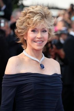 photo 132/140 - Jane Fonda - Montée des marches de Pirates des Caraïbes : La fontaine de Jouvence - Pirates des Caraïbes : La fontaine de Jouvence - © Isabelle Vautier pour CommeAuCinema - Cannes 2011
