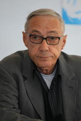 André Téchiné Conférence de presse du film Les Impardonnables - Mai 2011 photo 9 sur 11