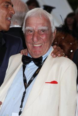 Charles Gérard Soirée hommage à Jean-Paul Belmondo - Mai 2011 photo 3 sur 3