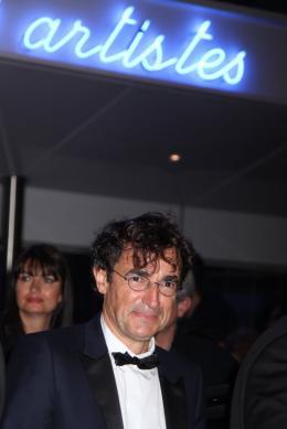 photo 25/126 - Soirée hommage à Jean-Paul Belmondo - Mai 2011 - Albert Dupontel - © Isabelle Vautier pour CommeAuCinema - Cannes 2011