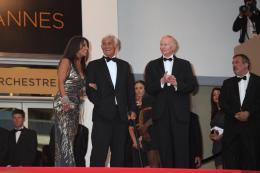 photo 17/72 - Soirée hommage à Jean-Paul Belmondo - Mai 2011 - Jean-Paul Belmondo - © Isabelle Vautier pour CommeAuCinema - Cannes 2011
