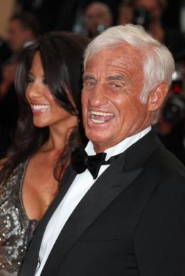 photo 18/72 - Soir�e hommage � Jean-Paul Belmondo - Mai 2011 - Jean-Paul Belmondo - © Isabelle Vautier pour CommeAuCinema - Cannes 2011