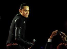 Taboo Concert des Black Eyed Peas - Mai 2011, Cannes photo 2 sur 5