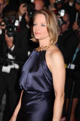 photo 51/66 - Jodie Foster - Montée des marches du film Melancholia - Mai 2011 - Melancholia - © Isabelle Vautier pour CommeAuCinema - Cannes 2011