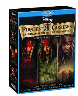photo 2/3 - Pirates des Caraïbes - La trilogie - © Walt Disney Home Vidéo