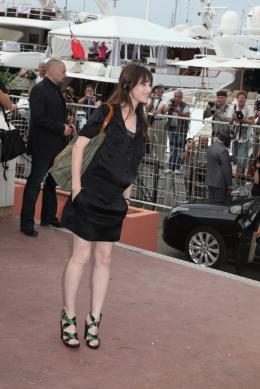 photo 32/66 - Charlotte Gainsbourg - Présentation du film Melancholia - Mai 2011 - Melancholia - © Isabelle Vautier pour CommeAuCinema - Cannes 2011