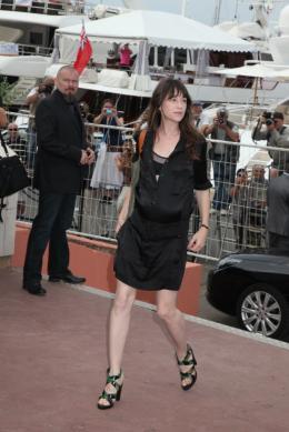 photo 31/66 - Charlotte Gainsbourg - Présentation du film Melancholia - Mai 2011 - Melancholia - © Isabelle Vautier pour CommeAuCinema - Cannes 2011