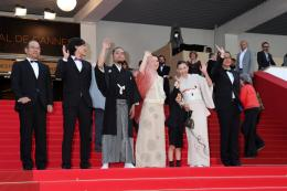 Hanezu L'équipe du film - Présentation du film Hanezu No Tsuki - Mai 2011 photo 9 sur 11