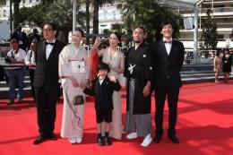 Hanezu Naomi Kawase et l'équipe du film - Présentation du film Hanezu No Tsuki - Mai 2011 photo 5 sur 11