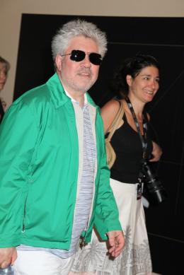 photo 66/75 - Pedro Almodovar - Conférence de presse du film La Piel que Habito - Mai 2011 - La Piel que habito - © Isabelle Vautier pour CommeAuCinema - Cannes 2011