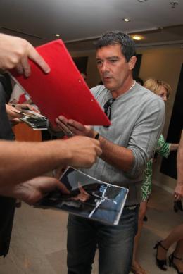 photo 71/75 - Antonio Banderas - Conférence de presse du film La Piel que Habito - Mai 2011 - La Piel que habito - © Isabelle Vautier pour CommeAuCinema - Cannes 2011