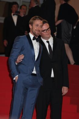 photo 50/51 - Ryan Gosling et Nicolas Winding Refn - Pr�sentation du film Drive - Mai 2011 - Drive - © Isabelle Vautier pour CommeAuCinema - Cannes 2011