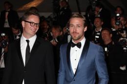 photo 47/51 - Ryan Gosling et Nicolas Winding Refn - Pr�sentation du film Drive - Mai 2011 - Drive - © Isabelle Vautier pour CommeAuCinema - Cannes 2011