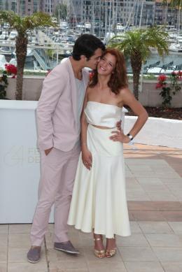photo 4/8 - George Pistereanu et Ada Condeescu - Cannes - Mai 2011 - Loverboy - © Isabelle Vautier pour CommeAuCinema - Cannes 2011