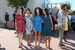 photo 23/97 - L'équipe du film - Conférence de presse La Source des Femmes - Mai 2011 - La Source des femmes - © Isabelle Vautier pour CommeAuCinema - Cannes 2011