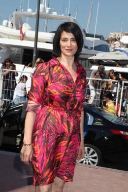 photo 22/97 - Hiam Abbas - Conférence de presse La Source des Femmes - Mai 2011 - La Source des femmes - © Isabelle Vautier pour CommeAuCinema - Cannes 2011