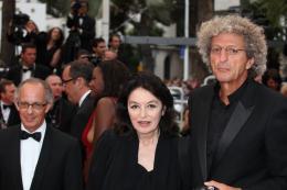 Anouk Aimée Soirée de cloture du Festival de Cannes 2011 photo 5 sur 9