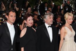 Nansun Shi Soirée de cloture du Festival de Cannes 2011 photo 4 sur 5
