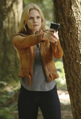 photo 28/37 - Jennifer Morrison - Once Upon a Time - Saison 4