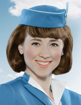 Karine Vanasse Pan Am photo 2 sur 29