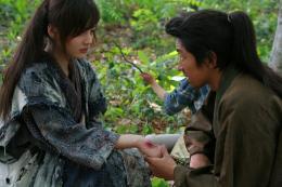 photo 25/31 - Haruka Ayase, Takao Osawa - Ichi - © Opening