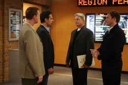 photo 37/45 - Sean Murray, Mark Harmon, Michael Weatherly - NCIS Enquêtes spéciales - Saison 7 - © Paramount Home Entertainment Vidéo
