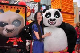 photo 74/80 - Jennifer Yuh Nelson - Avant-première de Kung Fu Panda 2 - Kung Fu Panda 2 - © Paramount