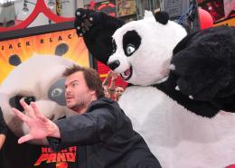 photo 56/80 - Jack Black - Avant-première de Kung Fu Panda 2 - Kung Fu Panda 2 - © Paramount